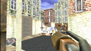 S3 Savage3D (Quake II S3TC demo maps)