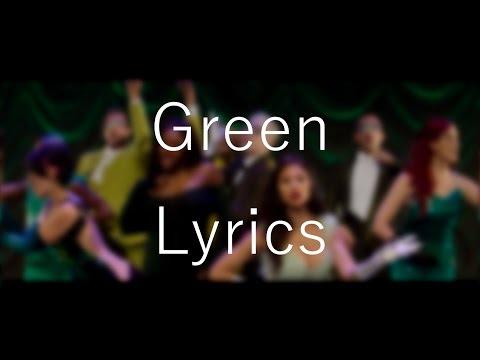 Green [On Screen Lyrics]