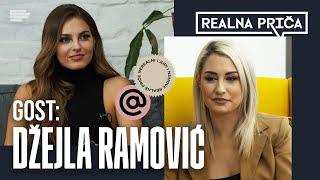 Džejla Ramović: Zbog karijere nisam imala detinjstvo! | REALNA PRIČA | EP14