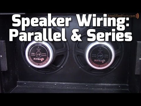 Speaker Impedance, Power Handling and Wiring | Amplified Parts