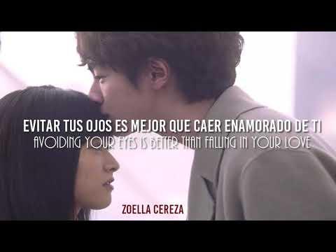 Darren Chen - The Tenderness Behind Flower  (Lyrics english -Sub Español )