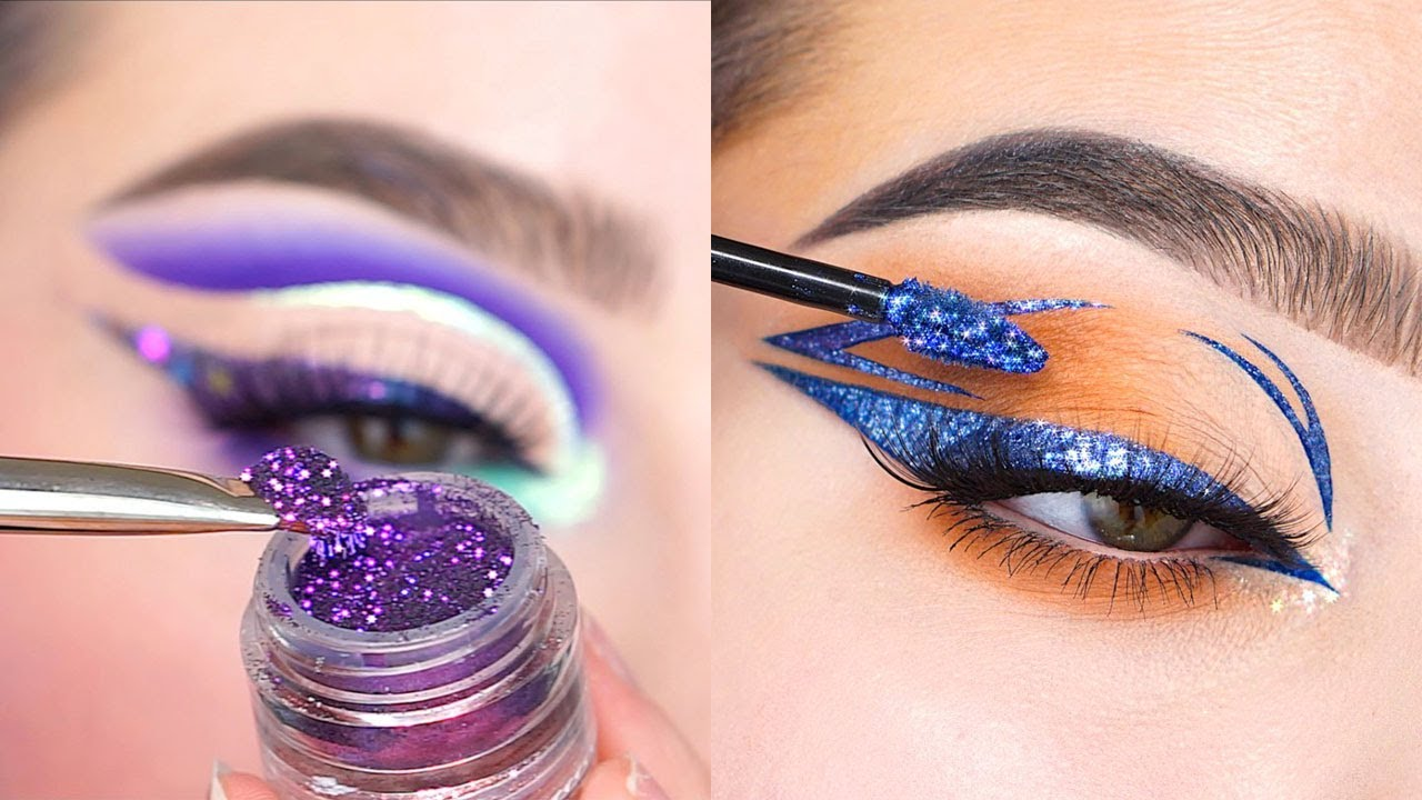 13 dramatic eye makeup tutorials & looks for your eye shape / compilation plus.