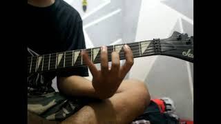 TUTORIAL Vierra Perih versi Jeje Guitaraddict (Part1)