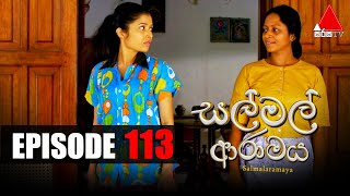 සල් මල් ආරාමය | Sal Mal Aramaya | Episode 113 | Sirasa TV Thumbnail