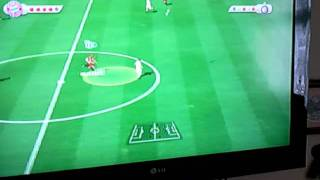 Fifa 11 Practice- Penalties,Free Kicks and Corners