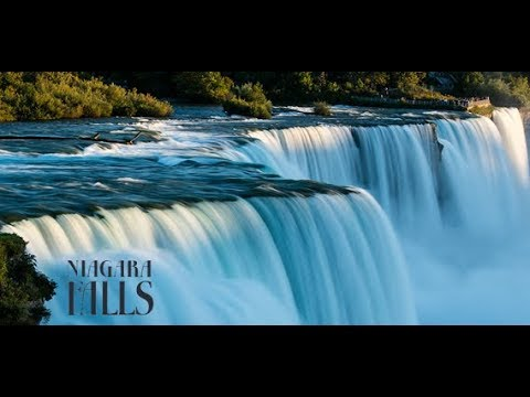 The nearest you could get to the Niagara Falls!