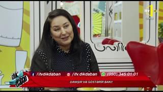 Dikdaban - Telejurnalist Telli Pənahqızı 14.02.2019