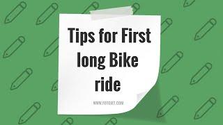 यदि आप biketrip के लिए सोच रहे हैं !  If you are thinking for your first bike trip in india