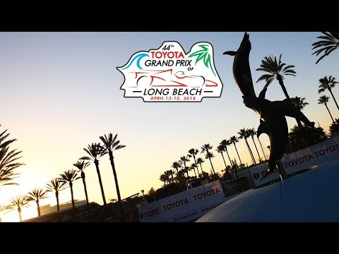 Friday at the 2018 Toyota Grand Prix of Long Beach