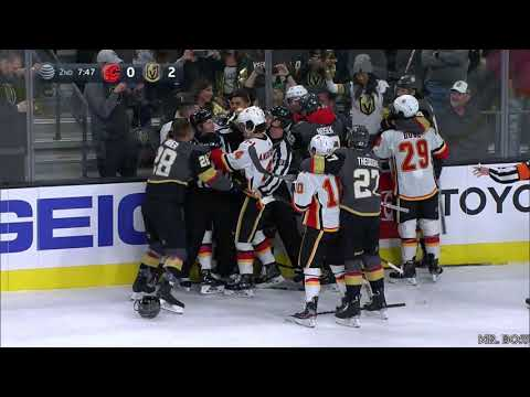 Carrier Lays Solid Check On Lucic, And The Boys Gather Round
