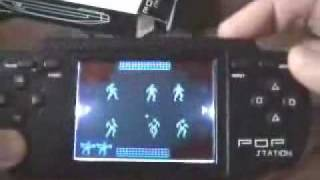 Repeat youtube video POPstation review (PSP Rip off)