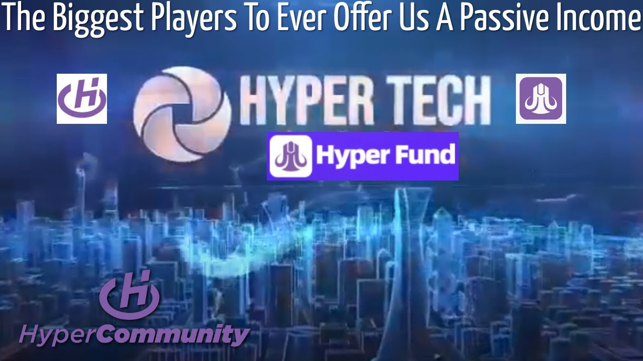 HyperFund and Hyper Tech Group Sam Lee and Ryan Video About The Owners - Hyper Fund
