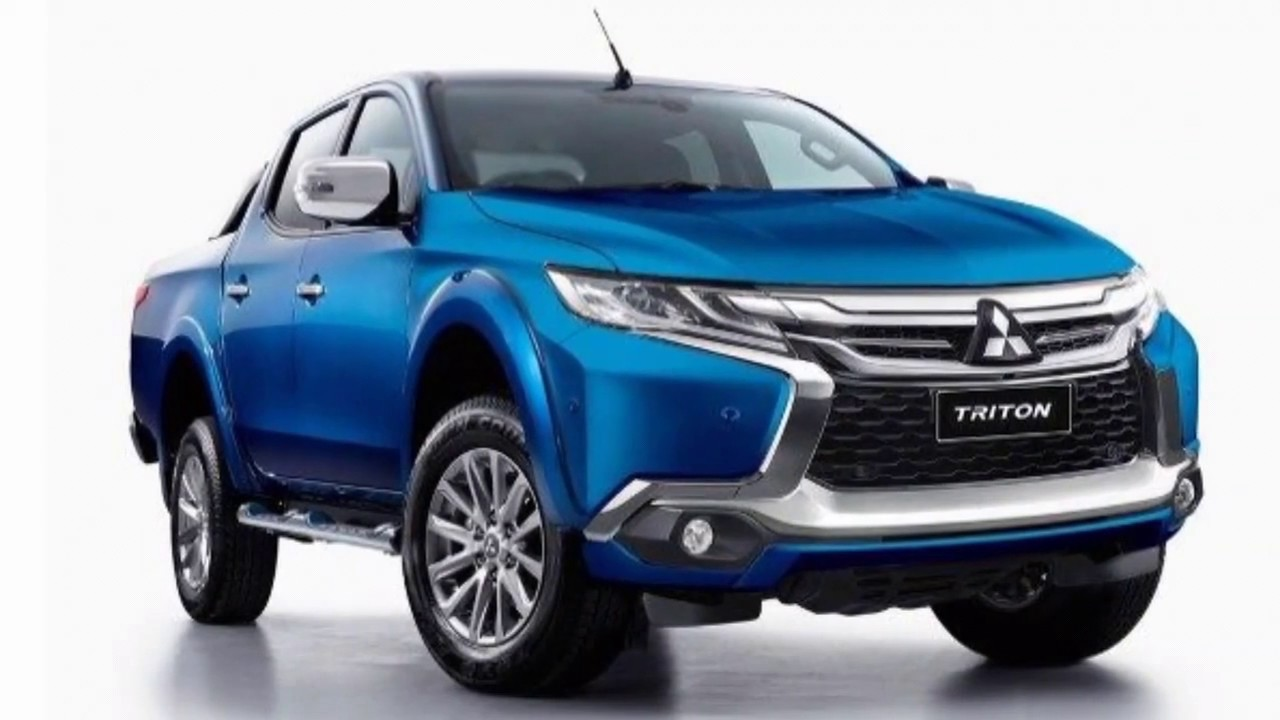 all new 2019 mitsubishi strada triton 4x4 limited edition youtube. Black Bedroom Furniture Sets. Home Design Ideas