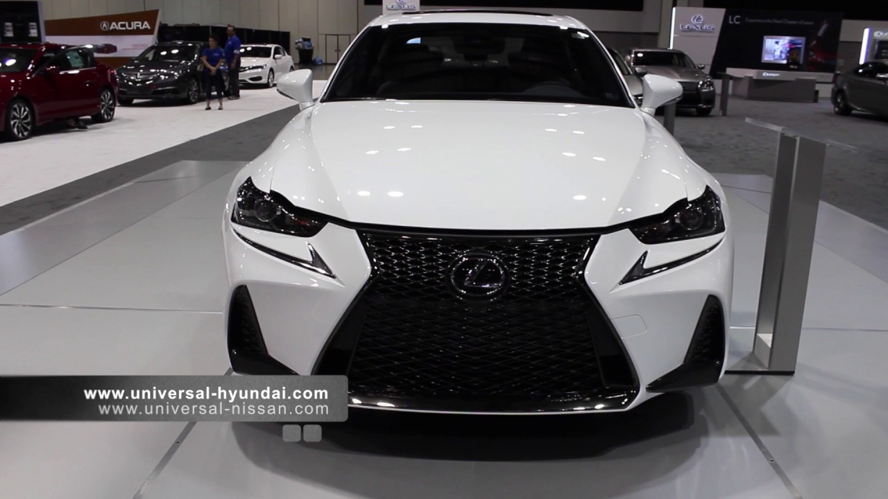 2017 Lexus Is 200 T 2016 International Auto Show