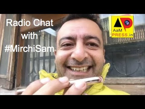Jhuth Ki Class Radio Interview with #MirchiSam #Amritsar 104.8