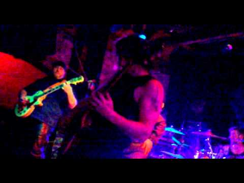 Dio tribute band . Man on the Silver Mountain (fragment) live
