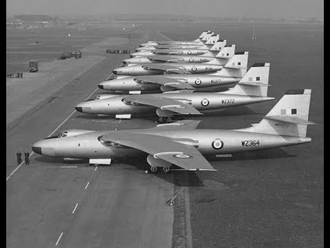 Vickers Valiant - The First British V-Bomber