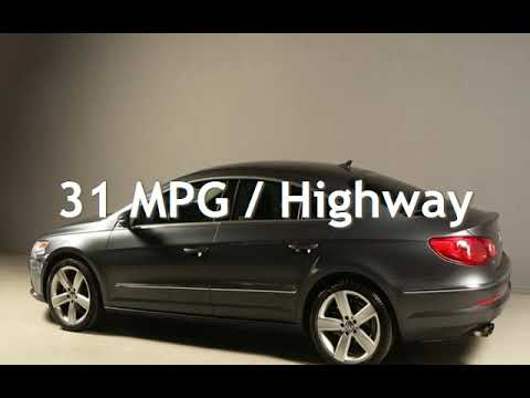 2012 Volkswagen CC 2012 Luxury SUN LEATHER HEATSEAT BLUETOOTH 98K MLS for sale in HOUSTON, TX