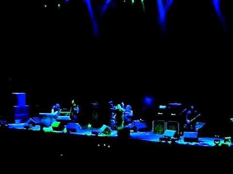 The Man-Eating Tree live @ Icehall, Helsinki, 14.11.2010