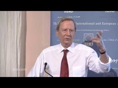 Anthony Giddens - Turbulent and Mighty Continent: What Future for Europe? -  23 Sep 2014