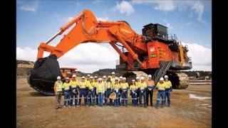 Koparki - największe maszyny