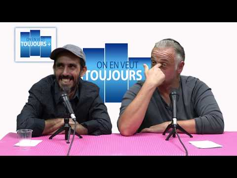 ON EN VEUT TOUJOURS + : EPISODE 11 - Invité Dan Groover