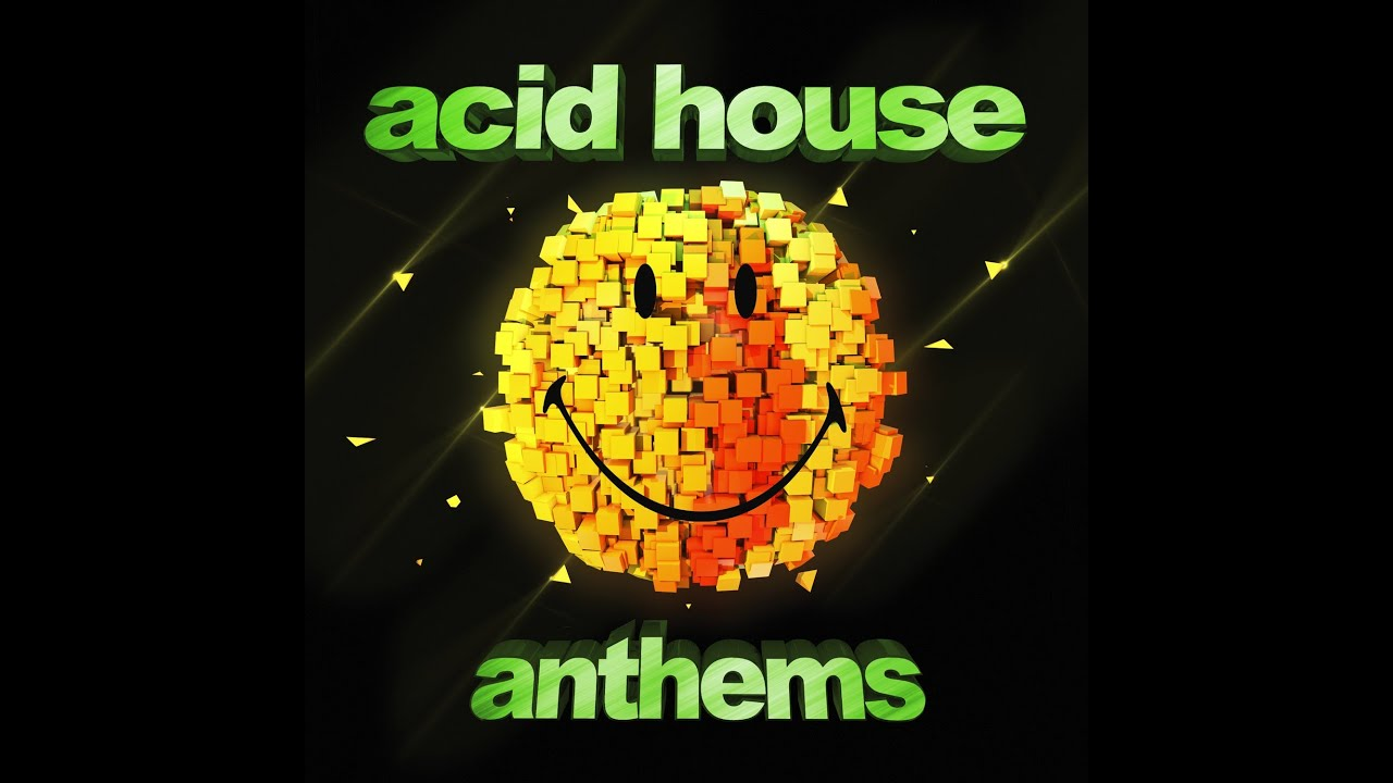 Acid house anthems 3 minute mix official youtube for Classic house anthems