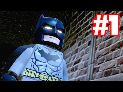 Lego Batman 3 Beyond Gotham Walkthrough Part 1 Gameplay ...