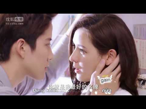 Because Of You - By2 ( Ost My Little Princess - Mike & Zhang Yu Xi Moments )