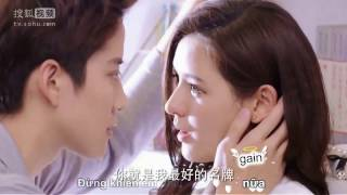 Gambar cover Because Of You - By2 ( Ost My Little Princess - Mike & Zhang Yu Xi Moments )