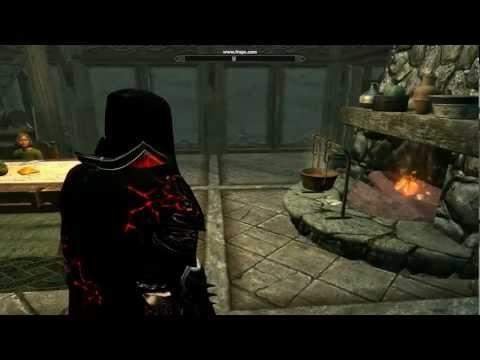 Моё Поместье у Озера .DLC HearthFire ( Огня Очага ).