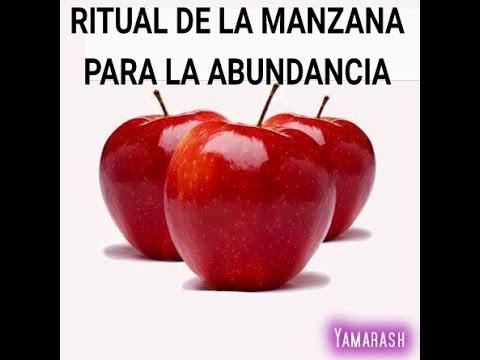 Ritual de la manzana para la abundancia dinero suerte - Ritual para la suerte ...