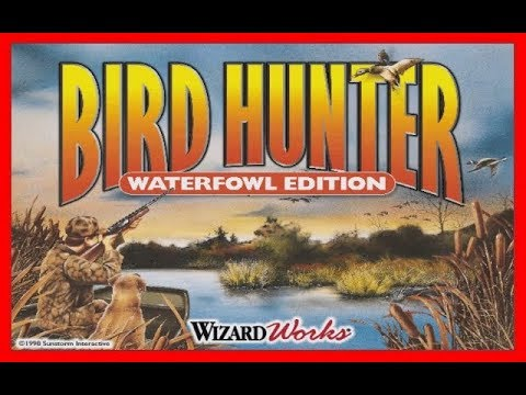 Bird Hunter - Waterfowl Edition 1998 PC