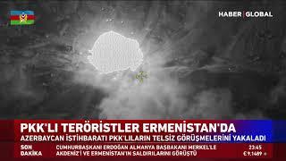 Azerbaycan İstihbaratı PKK'lıların Telsiz Görüşmelerini Yakaladı!