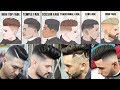 Top 20 Popular Haircuts For Men 2018 | Fade Hairstyles For Guys 2018