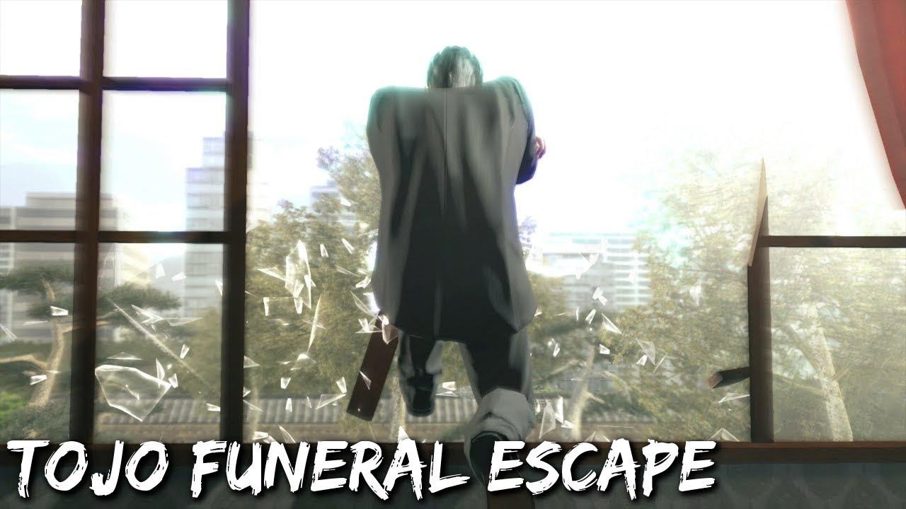 Download Yakuza Kiwami - Long Battles: 1 - Tojo Funeral Escape (EX-HARD)