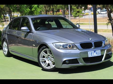b6161 2009 bmw 320i executive e90 auto walkaround video. Black Bedroom Furniture Sets. Home Design Ideas