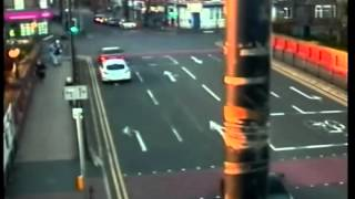 CCTV Footage - Street Fight in Manchester