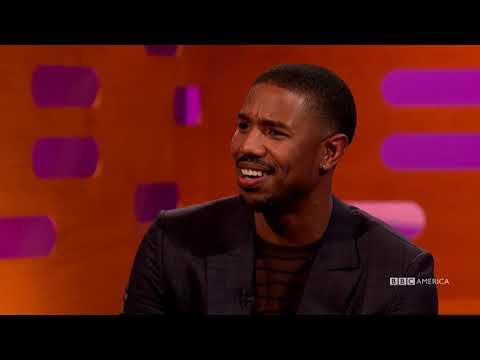 Black Panther Fans React To Michael B. Jordan Topless  | The Graham Norton Show | BBC America