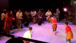 CalArts African Drumming and Dance Ensemble