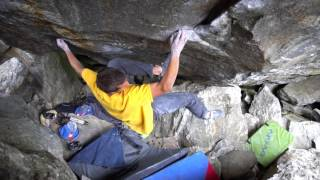 Wyoming Bouldering; Watch Wyoming Bouldering rock climbing videos.