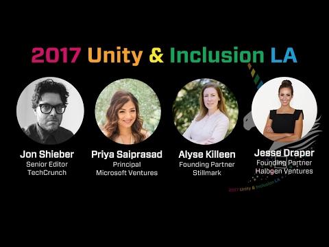 [Unity & Inclusion Summit LA] Women in Venture Capital Panel