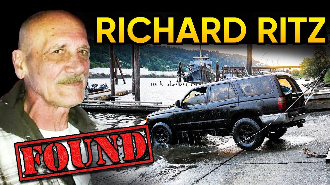 SOLVED: Missing 9-Months Underwater (RICHARD RITZ FOUND)