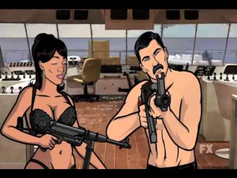 Archer TV Series 2009   Don't miss it!