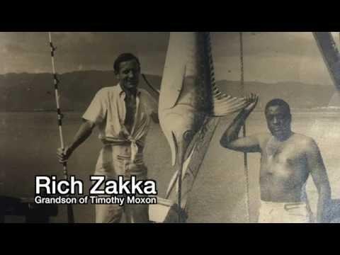 Talking Strangways With Rich Zakka   James Bond Radio Podcast #107