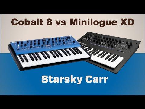 Cobalt8 Vs Minilouge Xd
