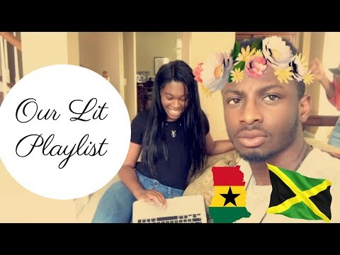 Our Lit Playlist (African Music + Caribbean Music)