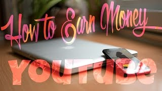 How to Earn Money From YouTube|2017|