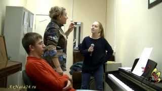 Урок вокала.Высокие ноты.Как спеть?Каким регистром? Выбор решения.