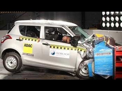 Now Maruti Suzuki Swift and Datsun Go fail NCAP crash tests